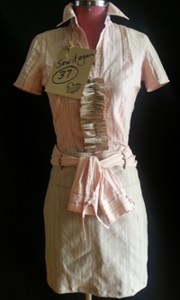 upcycled cotton outfit